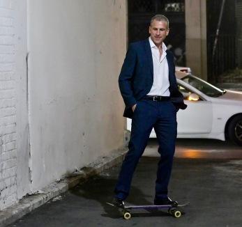 SKATER ALLEY